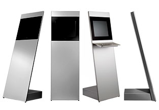 TSME Added New Digi Range Touch Screen Kiosks