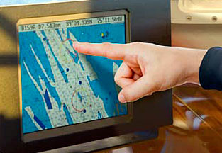 3M Surface Capacitive Solution Enables Intuitive Interface in Marine Navigation Application