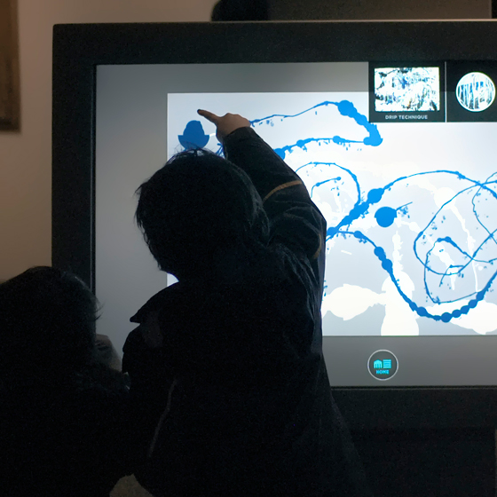 Acoustic Touch Screens