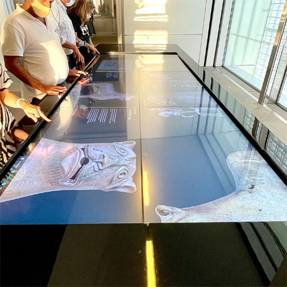 Touch Table Hardware