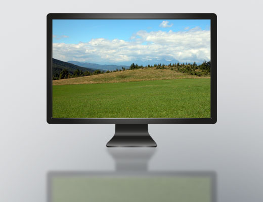 Touch Monitor 21.5""