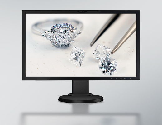 Touch Monitor 27""