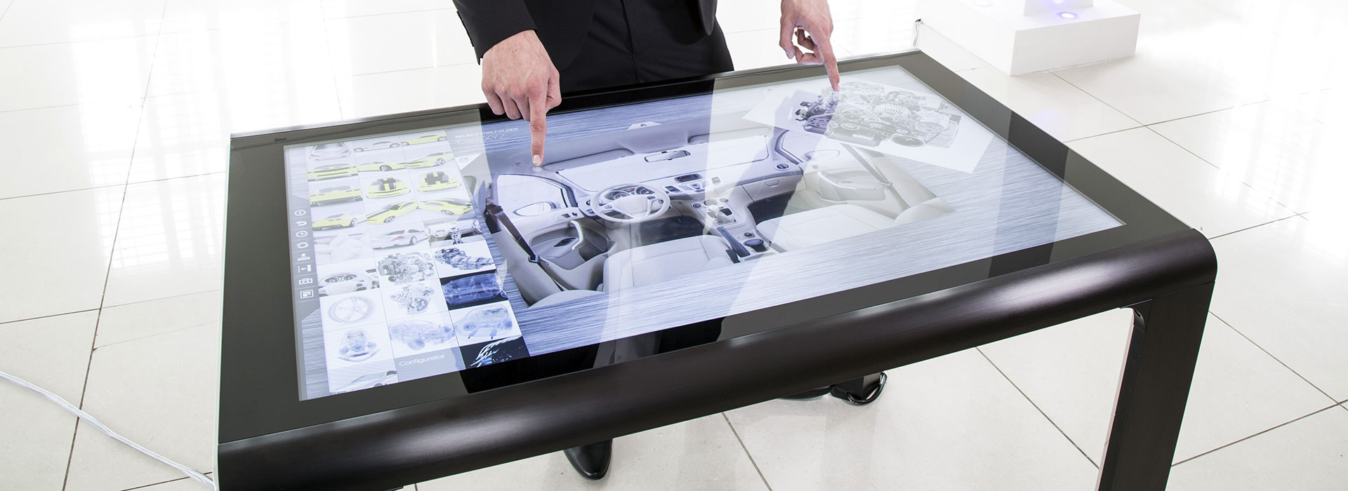 TSME Touch Tables