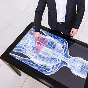 Interactive Multi-Touch Table Touch Screen Monitor