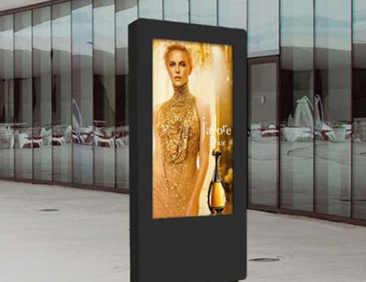 "55.0"" TOUCH SCREEN TOTEM KIOSKS"